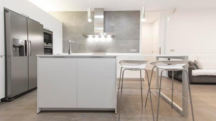 Muebles de cocina santos dise os pr cticos y polivalentes for Muebles de cocina practicos